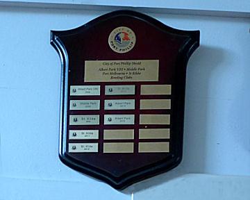 Port Phillip Shield