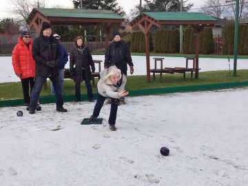 Winter Pennant Div 3 Semifinal