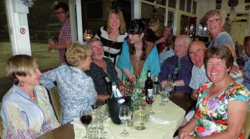 Membership social gathering