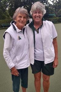 APBC Ladies Pairs Champions